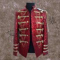 Royal Mens Period Costume Medieval Renaissance Stage Performance  Charming Fairy Tale William Colonial Stage Costumes