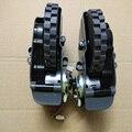 Аксессуары для робота-пылесоса  левый и правый колеса для Panda X500  запчасти для робота-пылесоса