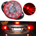 2017 New 1pc High Quality Motorcycle LED Projector Lens High Power Waterproof Super Bright Motorbike Head Lamp Light Hot!