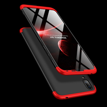Buy huawei y7 prime case 360 full protection and get free shipping