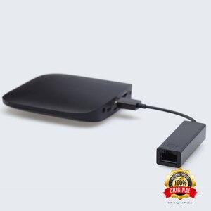 Image 2 - Original xiaomi USB zu RJ45 Externe Ethernet Karte lan Adapter 10/ 100Mbps für xiaomi TV BOX 3 Pro 3s Mac OS laptop PC Smart