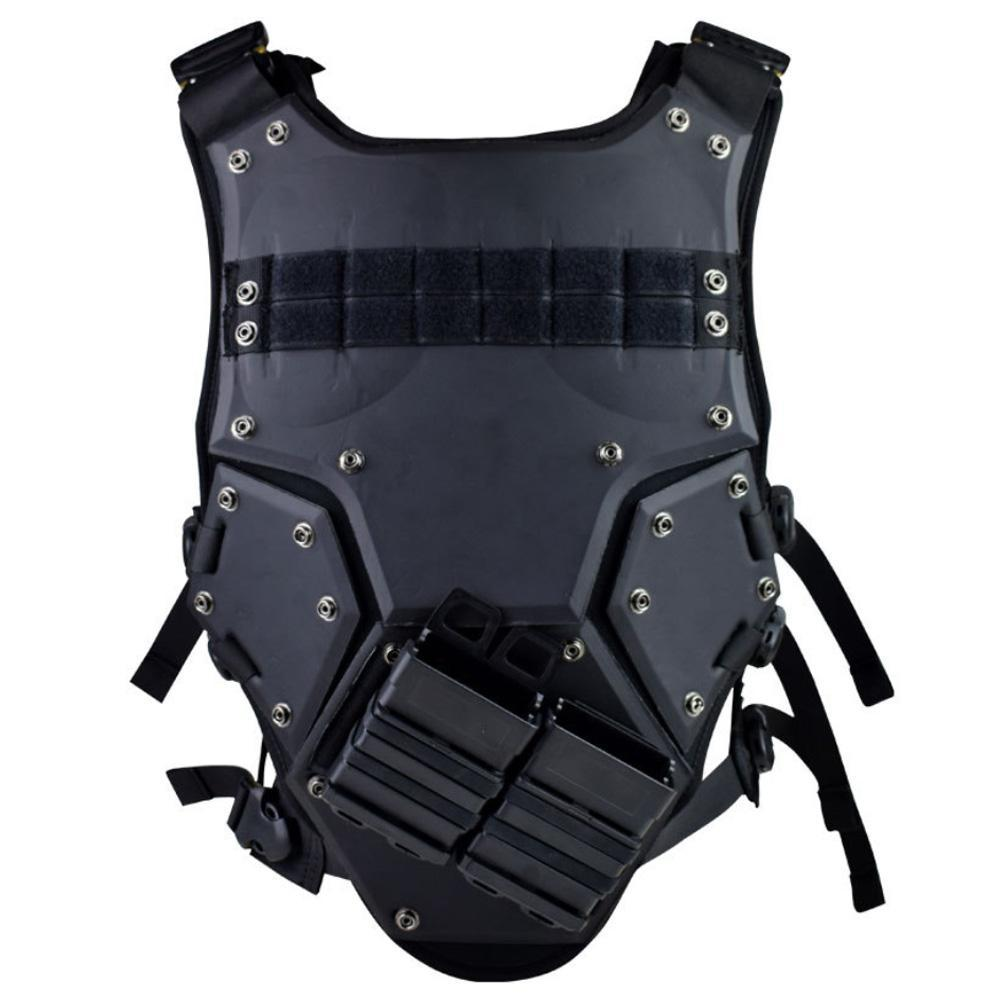 Tactical Hunting Airsoft CS Protective TMC Cosplay TF3 Combat Hunting Protected Vest Black KGL7658 цена