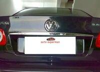 Stainless Steel Rear Trunk Lid Cover trim For Jetta MK5 Sedan 2005 2010