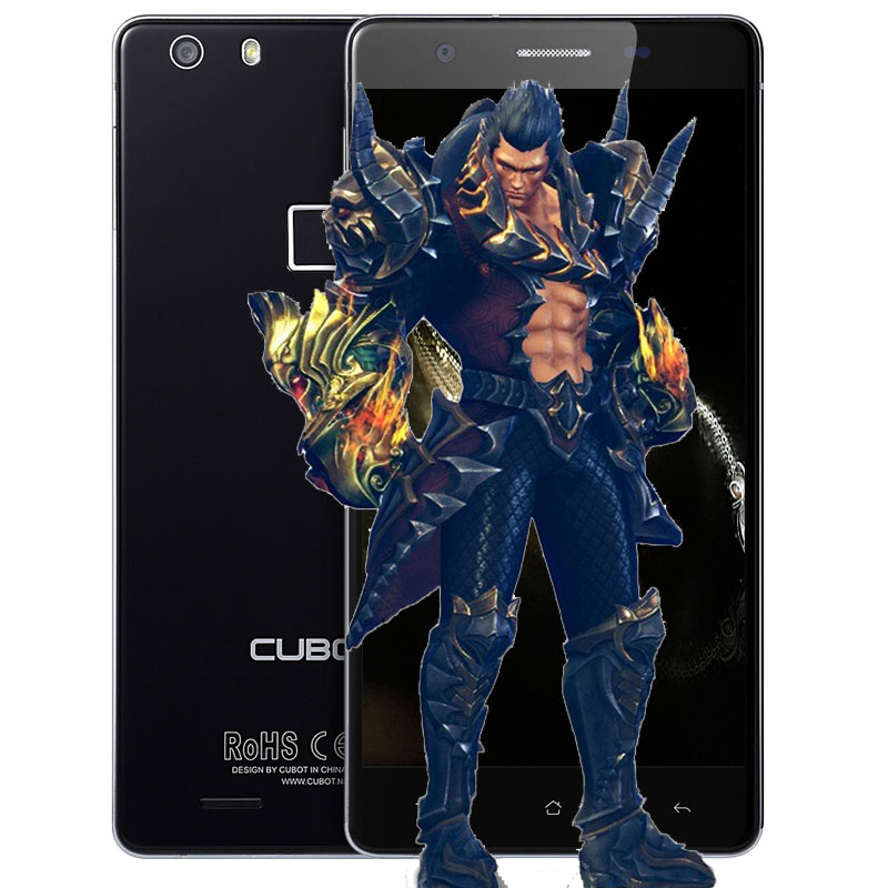 5.5 inch Cubot S550 Pro Android 5.1 Smart Phone 2.5D Arc Screen 4G Phablet MT6735 Quad Core 1.3GHz 3GB RAM 16GB ROM Scanner OTG