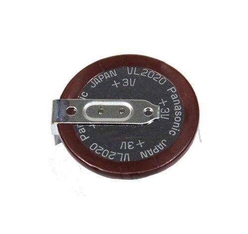 2PCS VL2020 Rechargeable Battery for BMW E46 E60 E92 3 328 330 X5 Remote Key