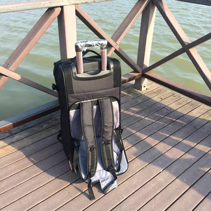 """Большой вместимости, чемодан, дорожная сумка на колёсиках тканым чехлом, wo Для Мужчин's чемодан на колёсиках Для мужчин 27 """"32"""" дюймов Рюкзак чемоданы колеса"""