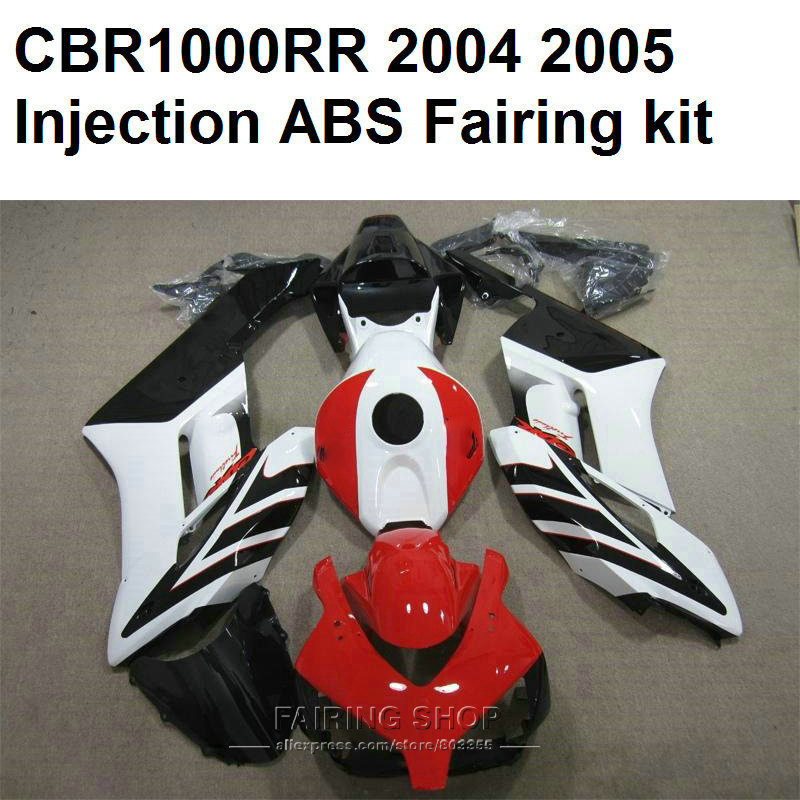 100%Fit Injection silver red black Fairing kits for HONDA CBR 600 RR 07 08 F5 2007 2008 CBR600RR 2007 2008 100%Fit fairings #22
