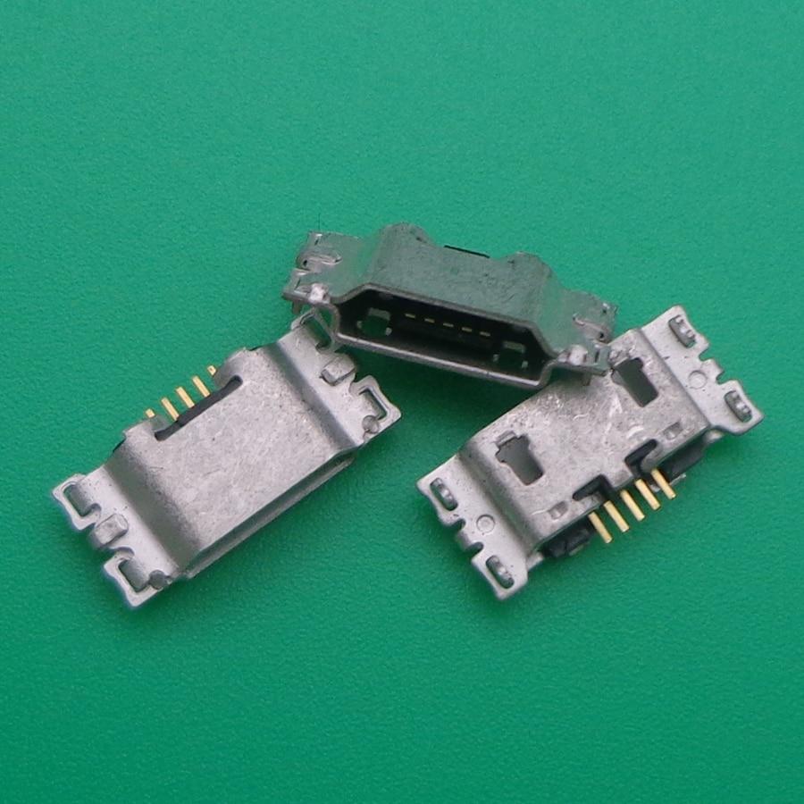 100pcs/lot For Motorola Moto G5 Plus XT1686 XT1681 XT1683 Micro Usb Charging Jack Connector Plug Dock Socket Port Replacement