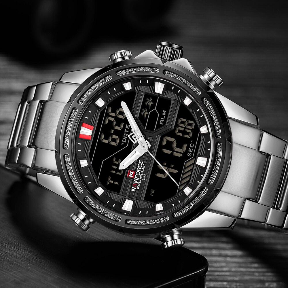 Sport Waterproof Quartz Wristwatch