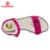 Flamingo famosa marca 2016 recién llegado de primavera y verano los niños sandalias de moda de alta calidad para las niñas 61-cs131/61-cs132/61-cs133