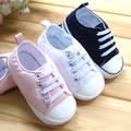 2017 Spring Autumn Baby Fashion Sneakers Casual Canvas Shoes Soft Indoor Babies First Walkers Sale