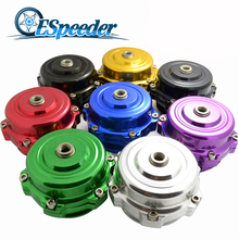 "ESPEEDER 50 מ""מ אוניברסלי ש Blow Off Valve BOV עם אוגן טורבו 35 V ש Blow Off Valve BOV Psi Typer לרתך Jdm"