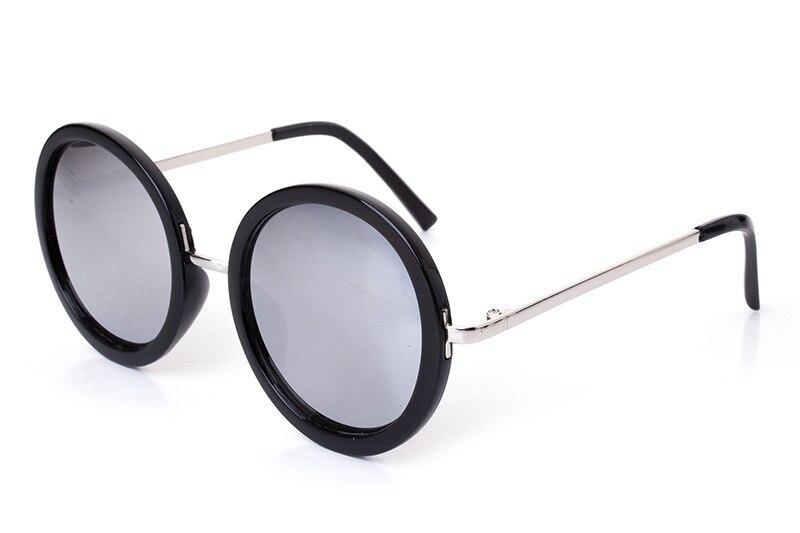 BOUTIQUE New Vintage Retro Steampunk Men Sunglasses Round Circle Women Sunglasses Round Glasses For Women