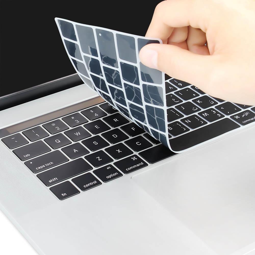 Nueva versión UE Euro Introduzca árabe e inglés cubierta de - Accesorios para laptop - foto 3