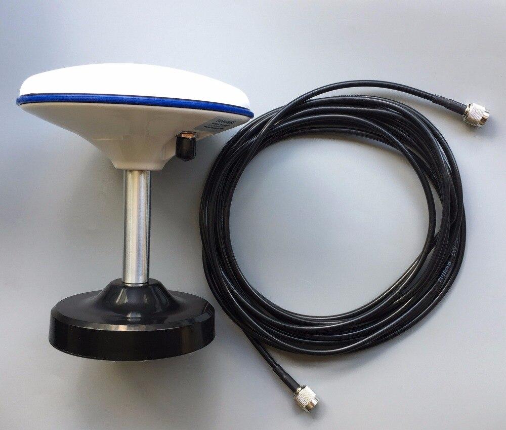 TNC Connecteur De Haute précision, gain élevé mesure CORS GNSS GPS GLONASS BDS Antenne, Cors rtk GNSS Enquête Antenne