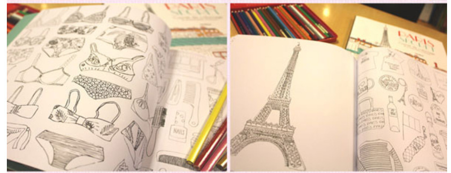 Aliexpress Buy Paris Secret Coloring Book For Relieve Stress Kill Time Graffiti Painting Drawing From Reliable Color Suppliers