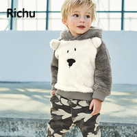 Winter Children Clothing Sets Baby Tracksuit Kids Classic Bodysuit Girls Clothes Sets 2ps Children S Outwear