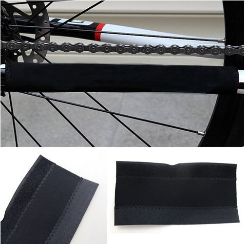 New Cycling Bike Bicycle Chain Stay Protector Pad CANNONDALE Logo Reflective