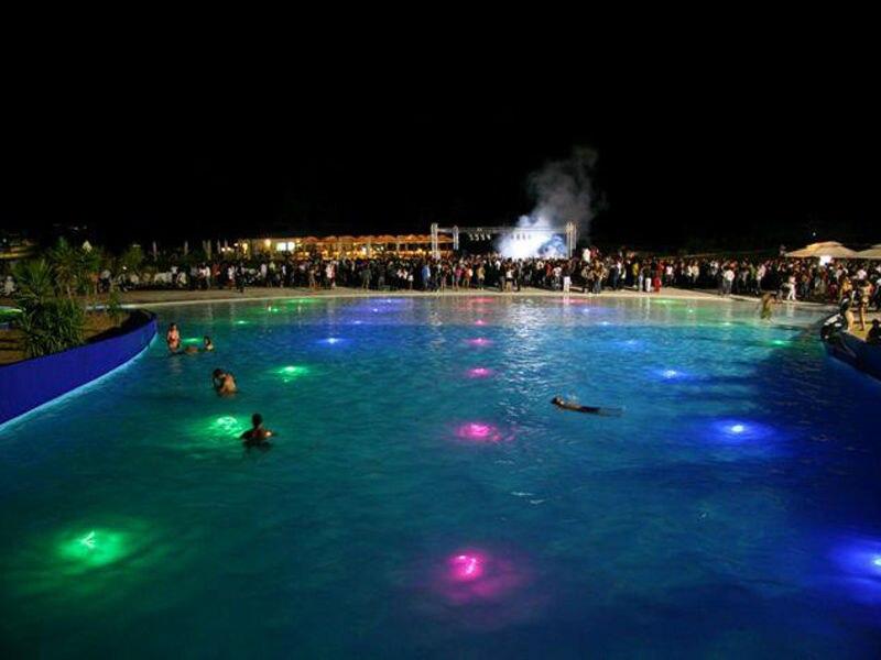 US $98.0 |2 teile/los pool licht led unterwasser 9 watt IP68 pool  abdeckungen 12 v führte leuchte Freies Verschiffen/DHL-in  LED-Unterwasserbeleuchtung ...