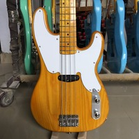 Free shipping Factory custom tele bass guitar 4 strings TELE electric guitar with maple fingerboard musical instrument shop