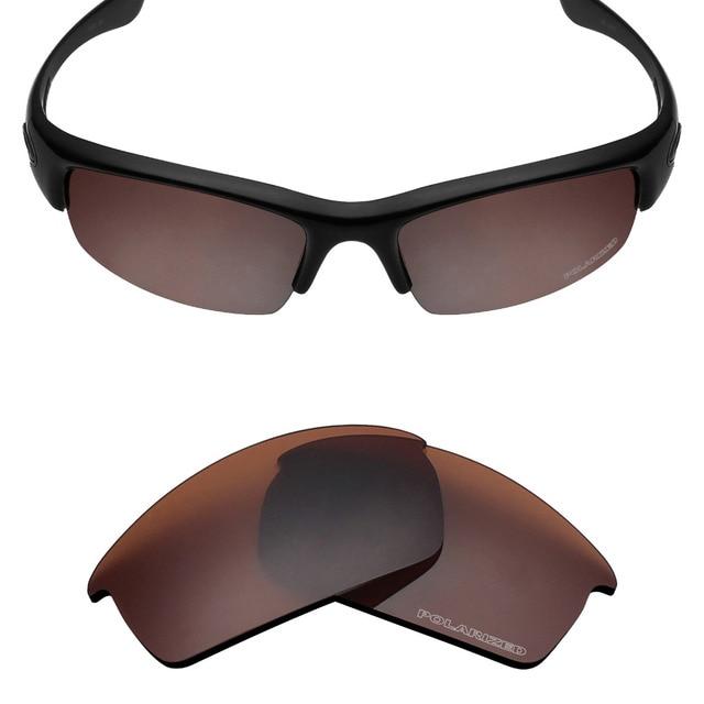 ec116cc5dc6 Mryok+ POLARIZED Resist SeaWater Replacement Lenses for Oakley Bottlecap  Sunglasses Bronze Brown