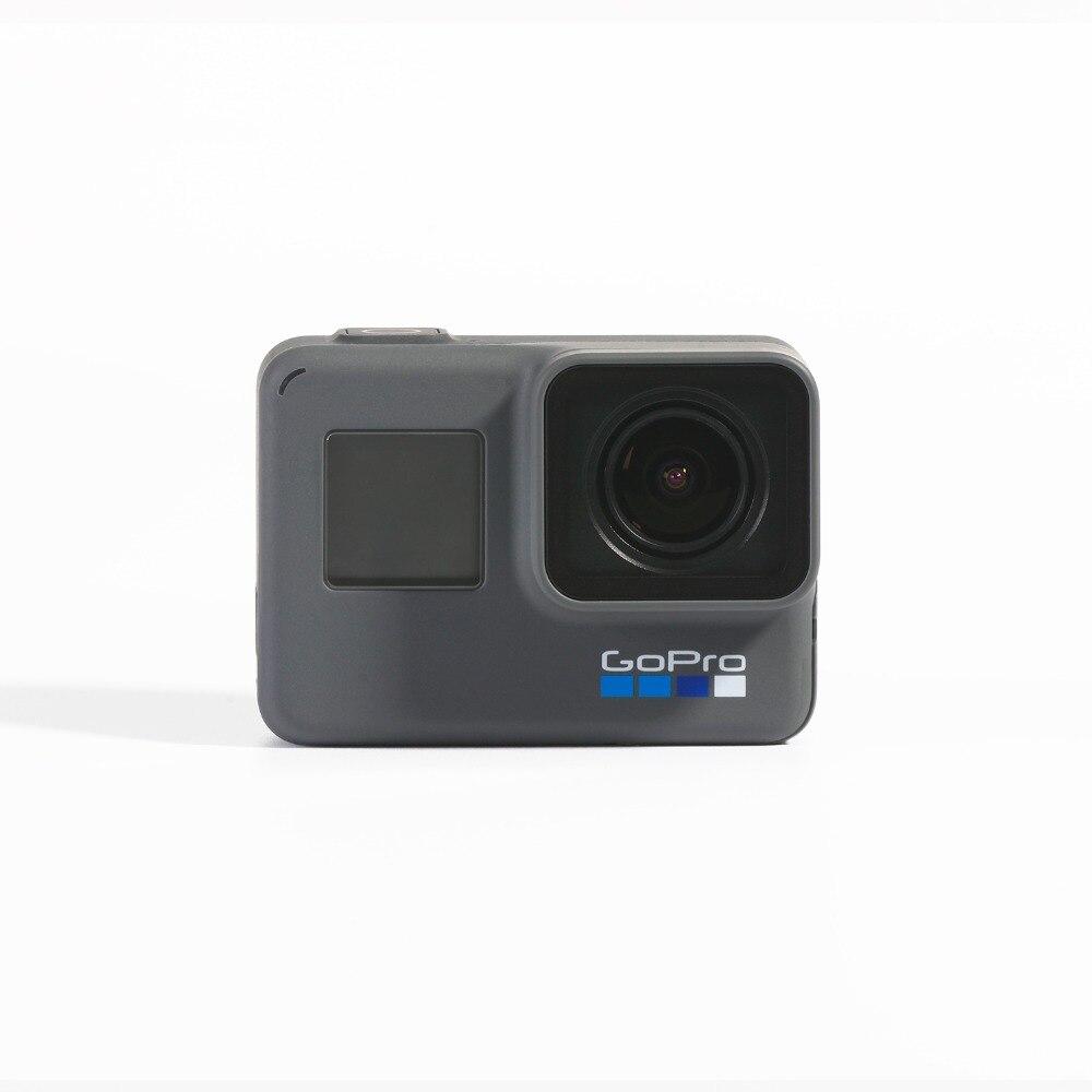 GoPro Hero 6 czarny wodoodporny 4K cyfrowy kamera akcji kamery 12MP bardzo szeroki kąt obiektywu CHDHX 601 Hero6 kamera sportowa w Kamera sportowa od Elektronika użytkowa na  Grupa 1