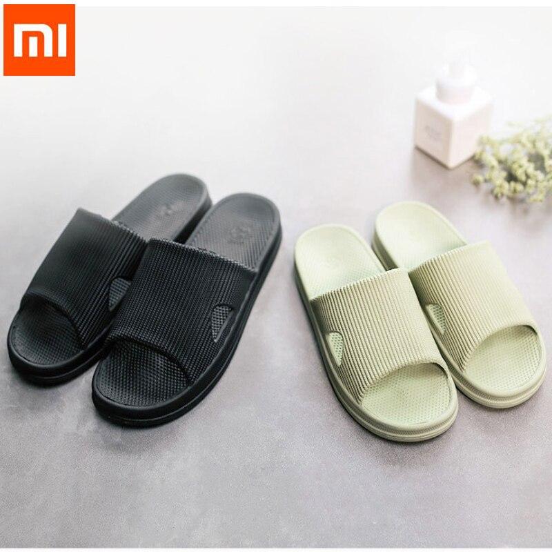 Large Size Xiaomi Mijia audlt Slippers Soft Ladies Men's Children's Sandals Non-slip Shower Slippers Children's Casual Slippers(China)