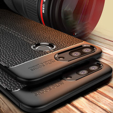 Soft Case on Mi 8 Lite For Xiaom mi8 Lite Cover Luxury TPU Silicone Bumper Phone Case Cover For Xiaomi MI 8 Lite mi8 Lite(China)