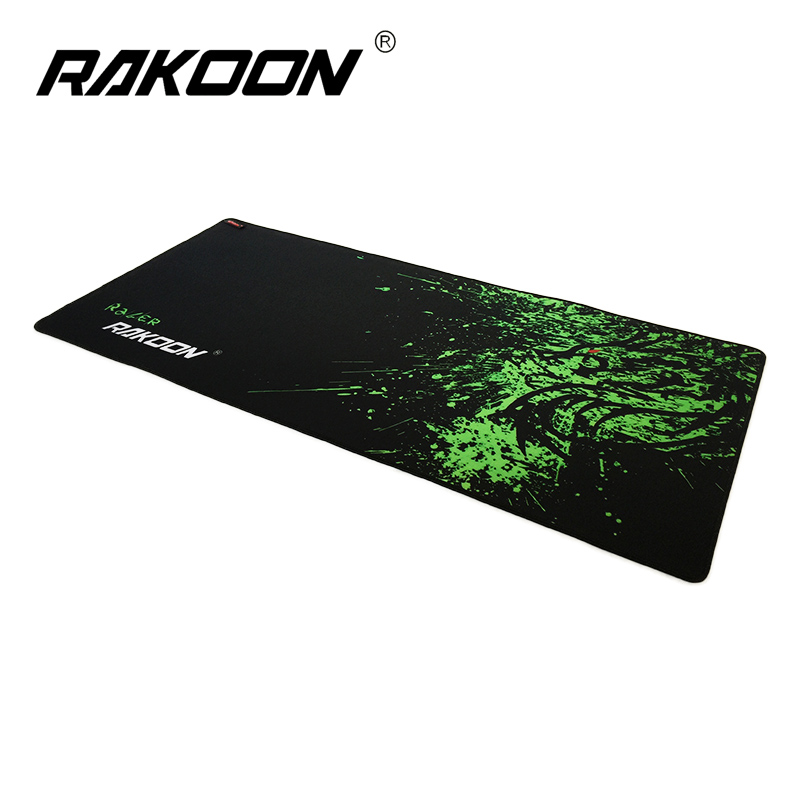 Zimoon Store Large Gaming Mouse Pad Locking Edge Waterproof  Mouse Mat For CS go World Of Tanks Starcraft Mousepad