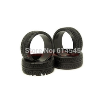4PCS RC Car On Road Racing T-Drift Tyre Tires 6014 Fit HSP /