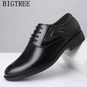 Suit Shoes Classic Formal Masculino Cuero Tenis Homme Zapatos Chassures Adulto Men Hombre