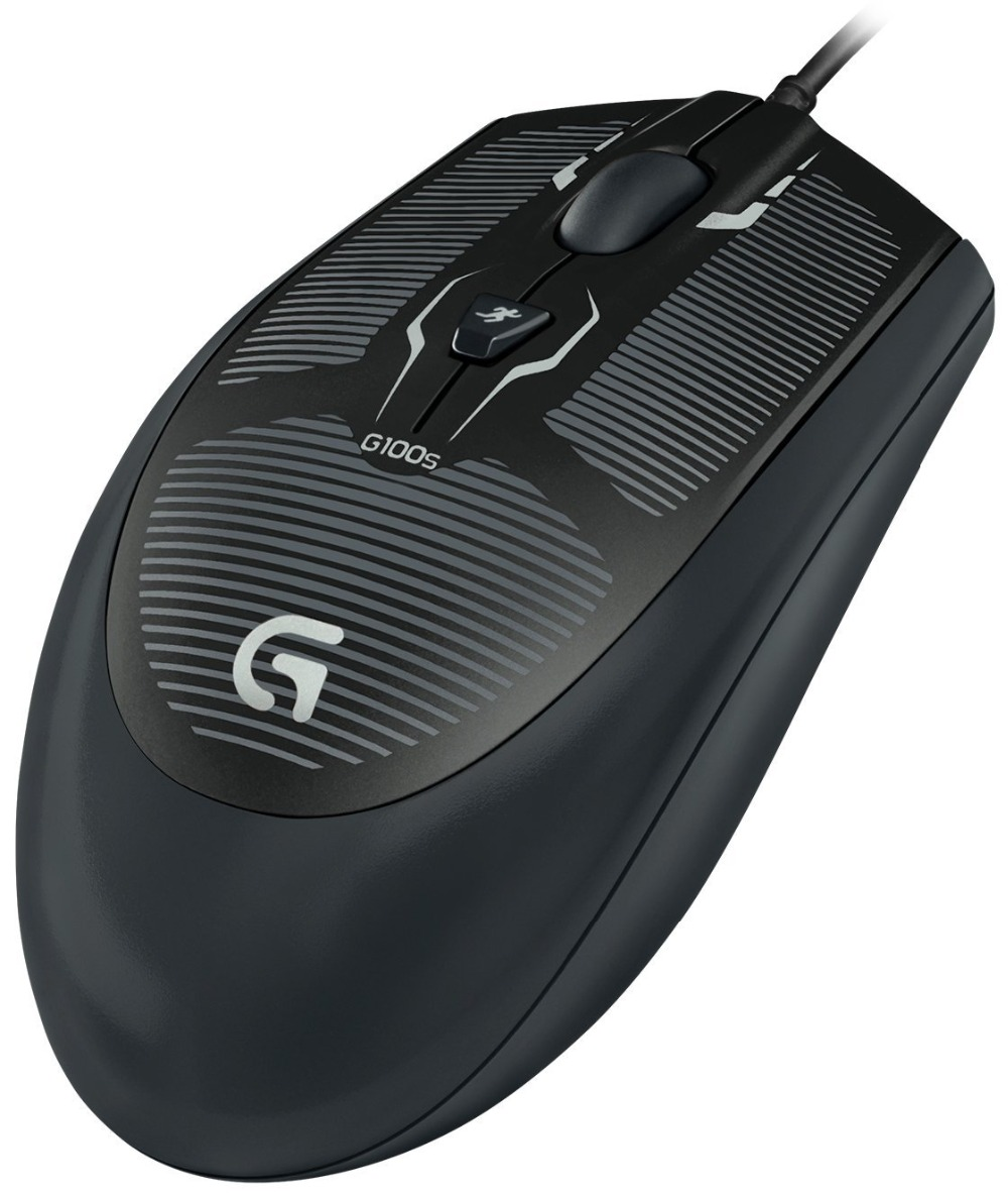 Logitech G100s Optical Gaming Mouse Cost effective choice
