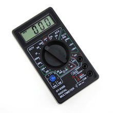 Display Lcd Multimetro Digitale Ac/Dc 750/1000V Amp Volt Ohm Del Tester Del Tester HVR88(China)