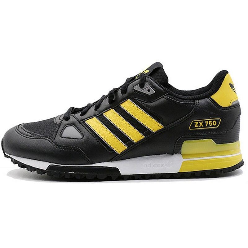 best loved 9c91c 6c424 Official New Arrival Adidas Originals ZX 750 Men s Skateboarding Shoes  Sneakers Classique Shoes Platform Breathable