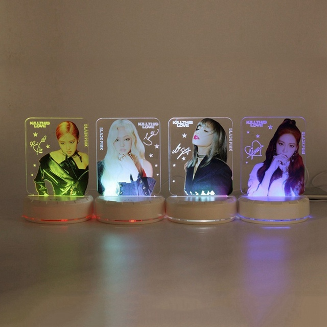 BLACKPINK KILLTHIS LOVE LED LIGHT (4 VARIAN)
