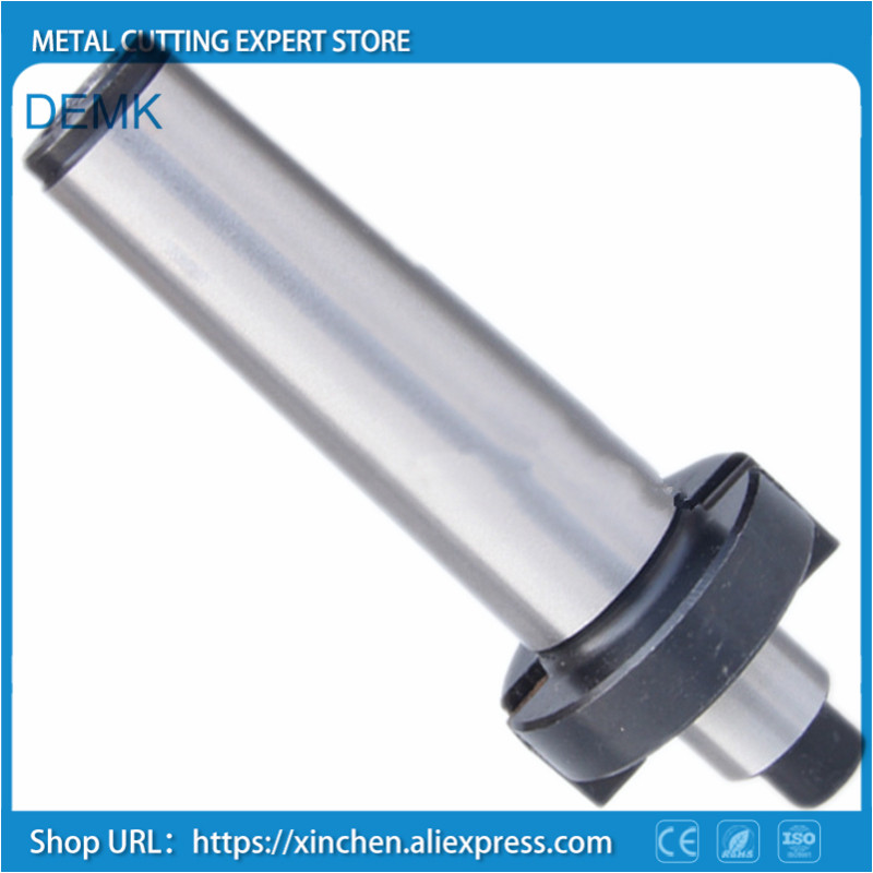 MT4 FMB22 / FMB27 / FMB32 / FMB40 Face Milling Toolholder, Mohs 4# rear thread Spindle For Mechanical Milling Machines