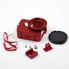 5 Colours Sports activities Camcorder Match For GoPro HERO5 Housing Shell CNC Aluminum Alloy Protecting Cage For GoPro HERO5