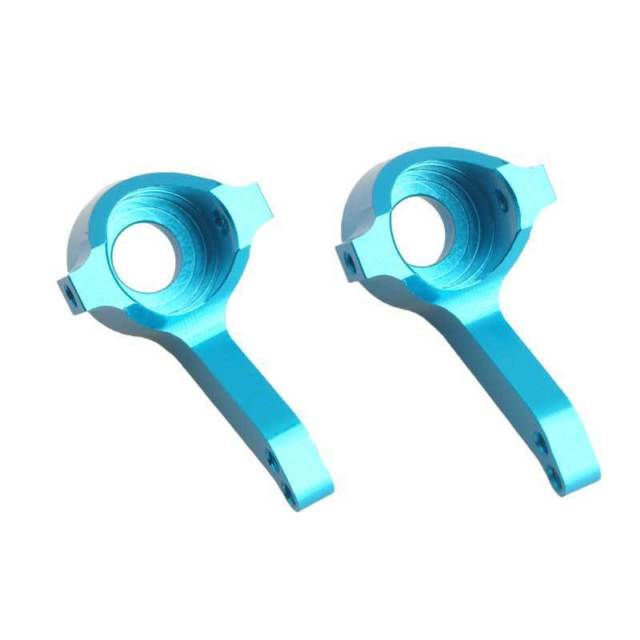 HQ-M0456 Front Knuckle Arm Upright Blue For RC 1//16 HuanQi Truck 731 732 733 734