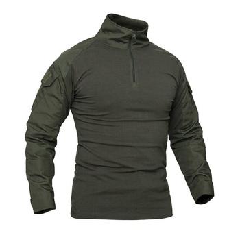 Koszula bojowa z długim rękawem G2 Airsoft Paintball wojskowa koszula zewnętrzna mężczyźni Multicam czarny Kryptek Typhon Ranger zielony (STG051181) tanie i dobre opinie G2 Combat Shirt NYCO fabrics fleece Pasuje mniejszy niż zwykle proszę sprawdzić ten sklep jest dobór informacji STINGER GEAR