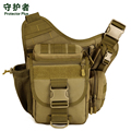 DSLR Army Messenger Camera Bag Men Women Outdoor Cycling run Saddle Bag Camouflage Durable Single Tactical Shoulder Bags D548