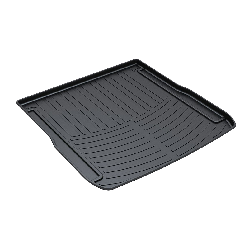 TPO Trunk Tray for Volvo V70,Premium Waterproof Pad car-styling products accessory for honda jazz trunk tray mat tpo waterproof anti slip car trunk carpet luggage cover black page 3