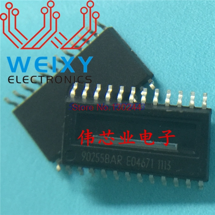 1pcs/lot 902558AR  902558 SOP-24 commonly used vulnerable chips for car computer boards In Stock1pcs/lot 902558AR  902558 SOP-24 commonly used vulnerable chips for car computer boards In Stock