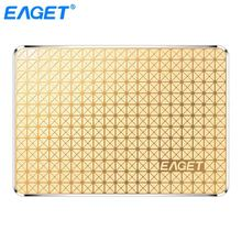 Eaget S606 SSD 120GB 240GB Internal Solid State Drive 2.5 inch SATA III HDD Hard Disk HD SSD 120G TLC for Laptop Notebook PC