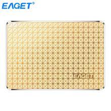 Eaget S606 SSD 120GB 240GB unidad interna de estado sólido 2,5 pulgadas SATA III HDD Disco Duro HD SSD 120G TLC para ordenador portátil PC