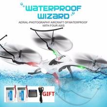 Rc drone jjrc h31 impermeable helicóptero (ninguna cámara o con la cámara de wifi o con cámara HD) Helicóptero DEL RC 4CH 6 Ejes profesional