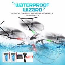 Rc drone jjrc h31 водонепроницаемый вертолет (нет камеры или с wi-fi камеры или с HD камера) 4CH 6 Оси профессиональный Вертолет