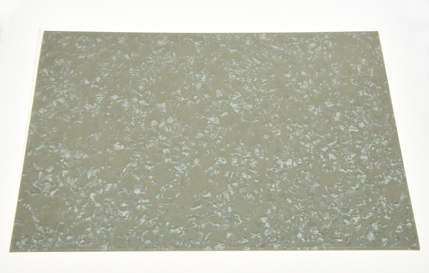 KAISH Aged Pearl 3 Ply Blank Pickguard Scratch Plate Material Sheet 290x430(mm) kaish 2x neck