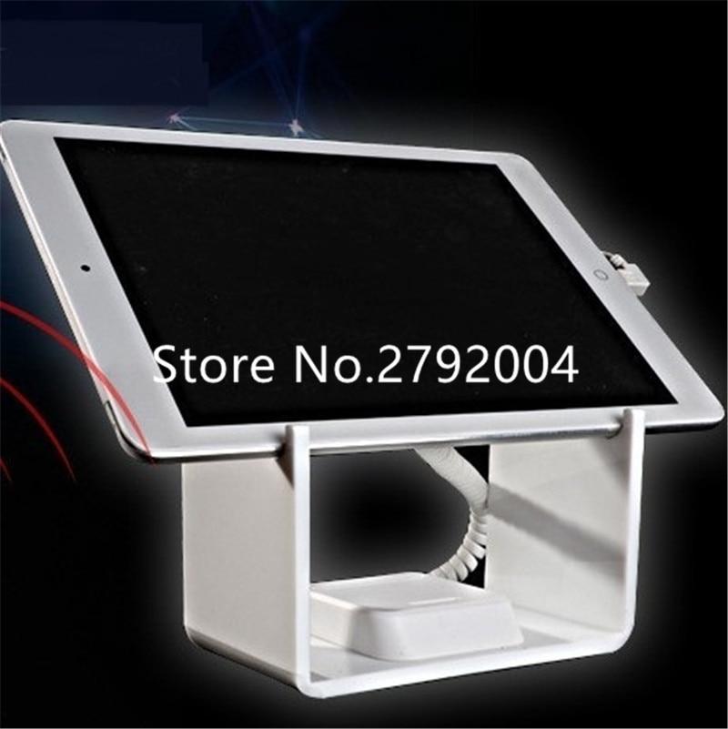 10 Teile/los Ipad Anti-diebstahl-alarm Display-ständer In Interaktive Erfahrung Geschäfte Für Tablet öffnen Zeigen