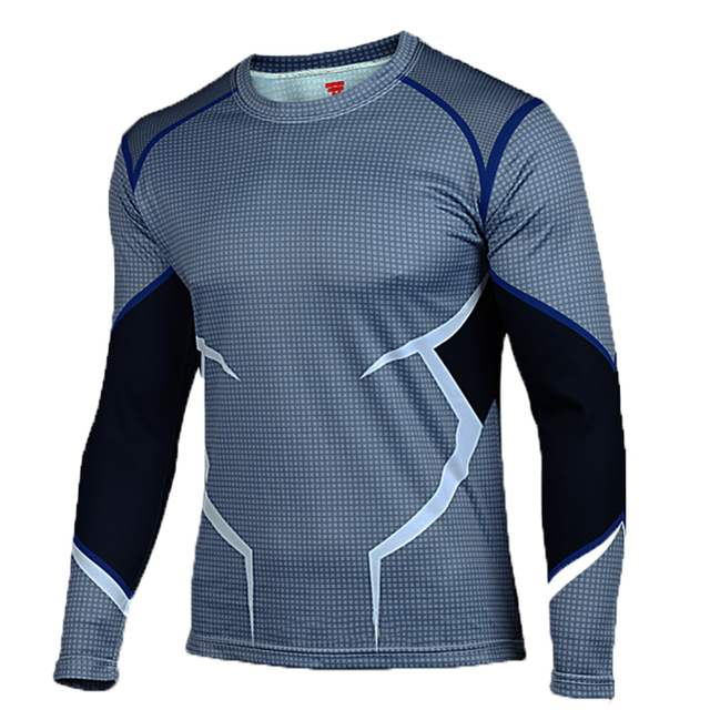b9b21f9171fc9c Online Shop Men's Marvel Superhero Quicksilver Long-sleeve Printed T-shirt  Top | Aliexpress Mobile