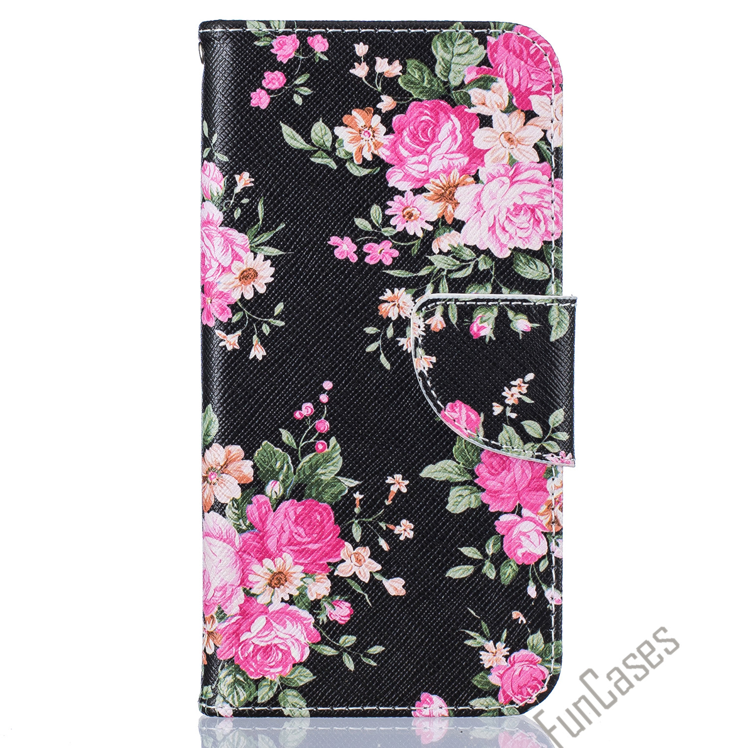 2016 New Art Print Fashion For Samsung Galaxy S7 Cases Wallet Flip Cover PU Leather Card Slot Photo Frame Cover Bag Stand Capa